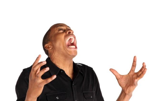 Как погасить вспышки гнева